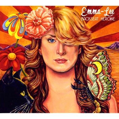 Emma-Lee BACKSEAT HEROINE CD