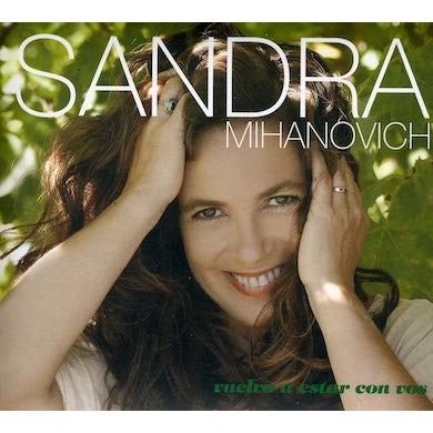 Sandra Mihanovich VUELVO A ESTAR CON VOS CD