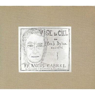 Francis Cabrel VISE LE CIEL CD