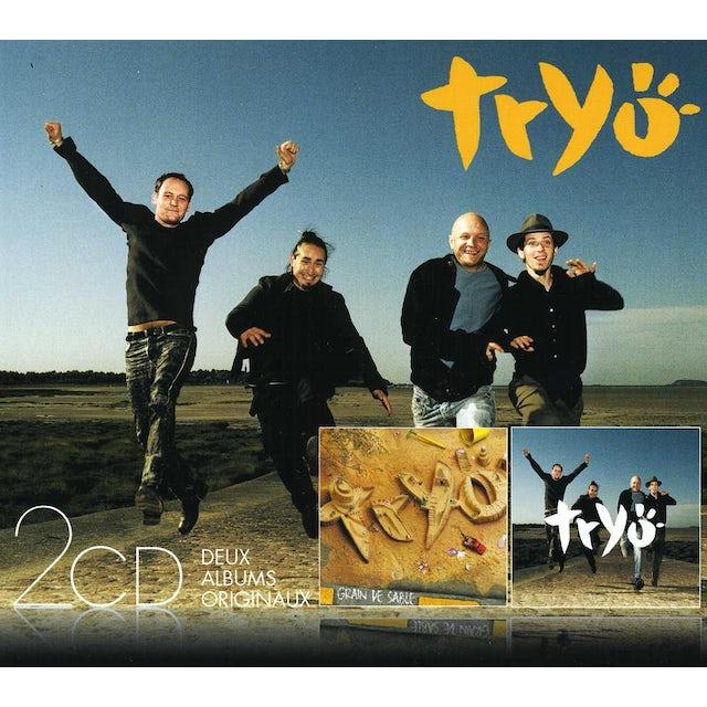 TRyo CE QUE L'ON SEME/GRAIN DE SABLE CD