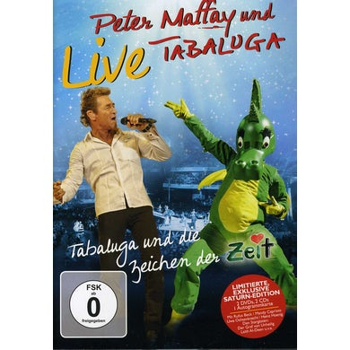 Peter Maffay TABALUGA UND DIE ZEICHEN DER ZEIT-LIVE CD