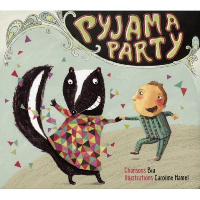 Bia PYJAMA PARTY CD
