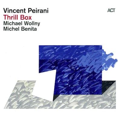 Vincent Peirani THRILL BOX CD