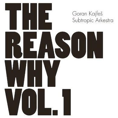 Goran Kajfes Subtropic Arkestra VOL. 1-THE REASON WHY Vinyl Record - Sweden Release