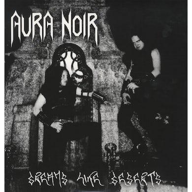 Aura Noir DREAMS LIKE DESERTS (GER) Vinyl Record