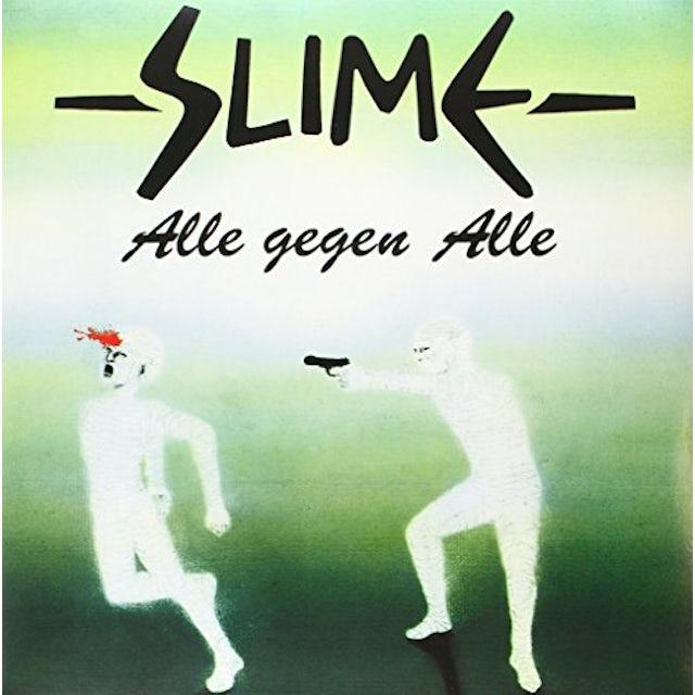Slime ALLE GEGEN ALLE Vinyl Record