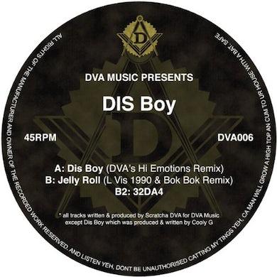 Cooly G/Scratcha Dva DIS BOY (DVA'S HI EMOTIONS REMIX) Vinyl Record