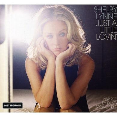Shelby Lynne JUST A LITTLE LOVIN' CD