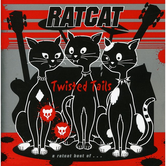 BEST OF RATCAT CD