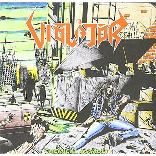 Violator CHEMICAL ASSAULT CD