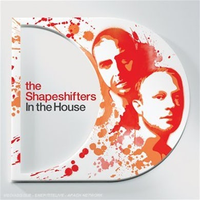 Shapeshifters IN THE HOUSE PT. 1 (UK) (Vinyl)