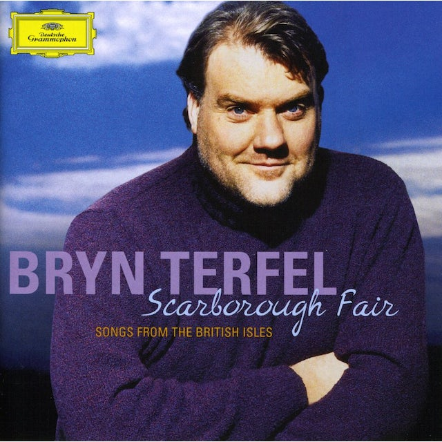 Bryn Terfel SCARBOROUGH FAIR-SONGS FROM THE BRITISH ISLES CD