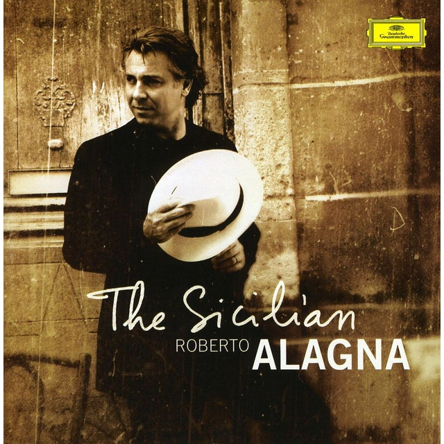 Roberto Alagna SICILIAN CD