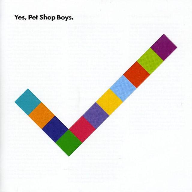 Pet Shop Boys YES CD