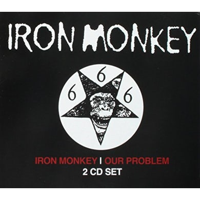 OUR PROBLEM/IRON MONKEY CD
