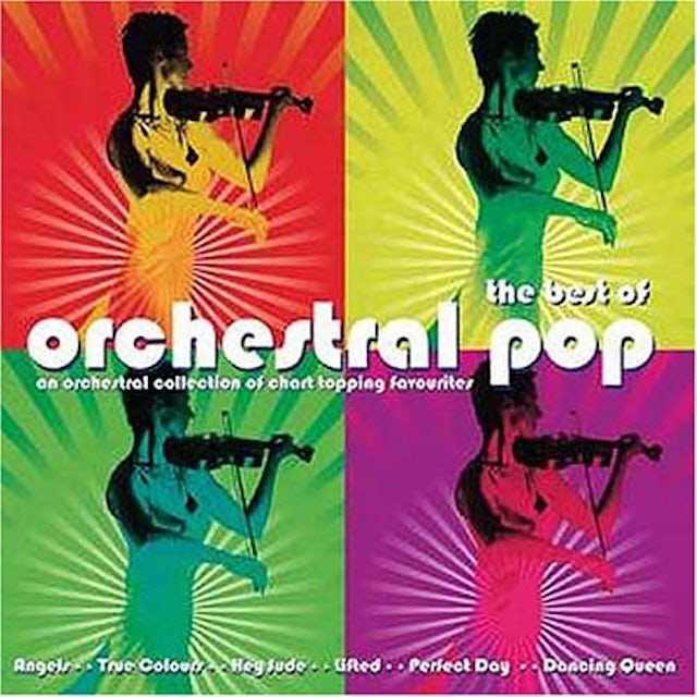 New World Orchestra BEST OF ORCHESTRAL POP CD