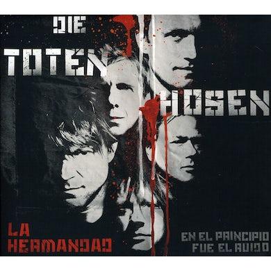 Die Toten Hosen IN ALLER STILLE-ARGENTINI CD