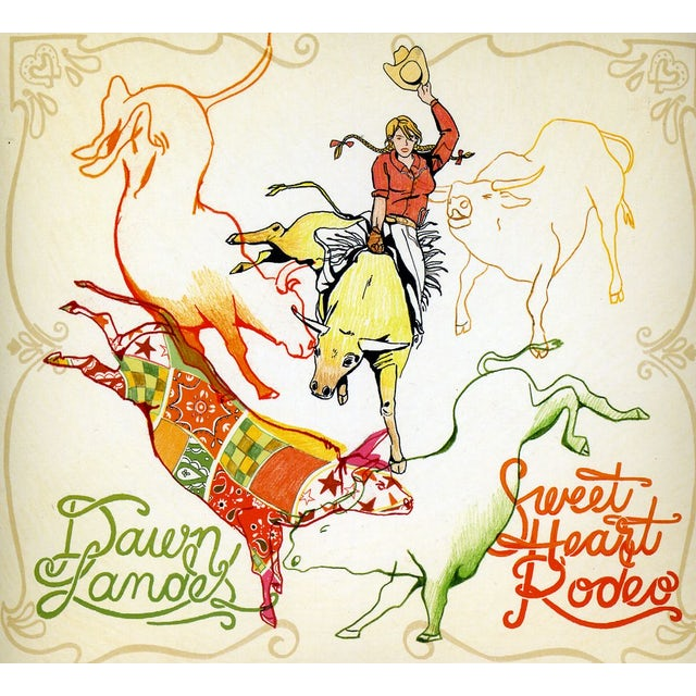 Dawn Landes SWEETHEART RODEO CD