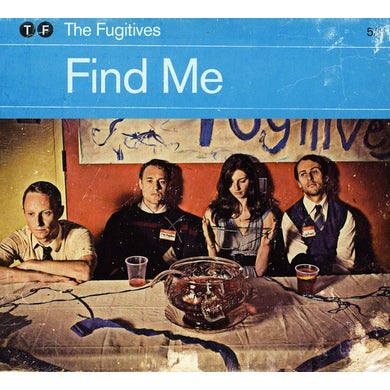 Fugitives FIND ME EP CD