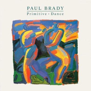 Paul Brady PRIMITIVE DANCE CD