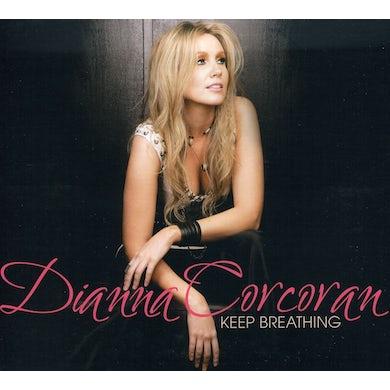 Dianna Corcoran KEEP BREATHING CD