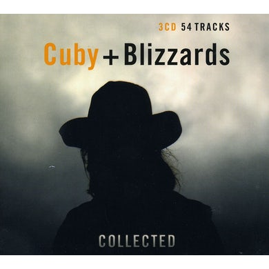 Cuby & Blizzards COLLECTED CD