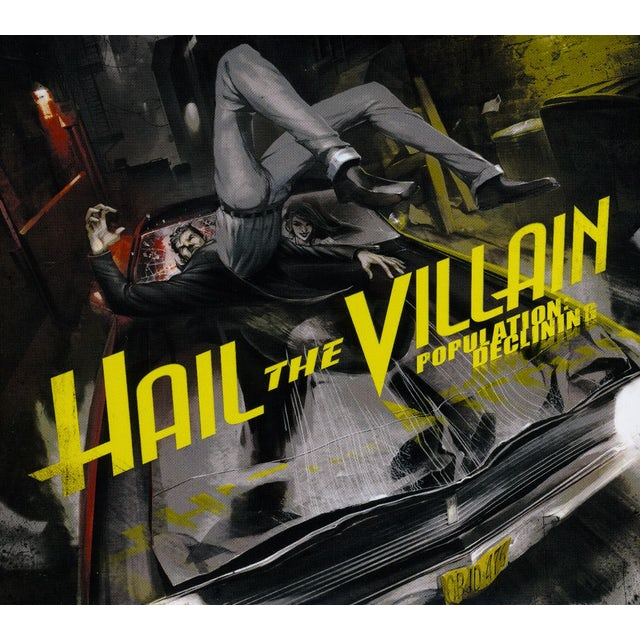 Hail The Villain