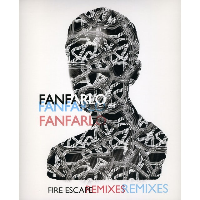 Fanfarlo FIRE ESCAPE Vinyl Record