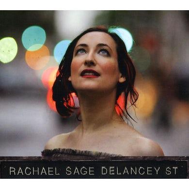Rachael Sage DELANCEY STREET CD