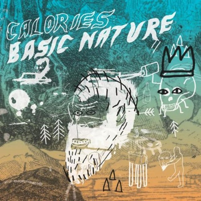 Calories BASIC NATURE Vinyl Record