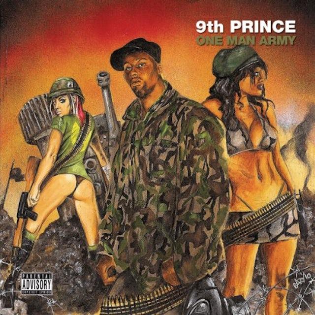 9Th Prince ONE MAN ARMY CD