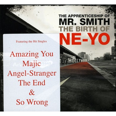 APPRENTICESHIP OF MR SMITH (THE BIRTH OF NE-YO) CD