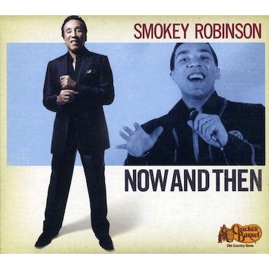 Smokey Robinson NOW & THEN CD