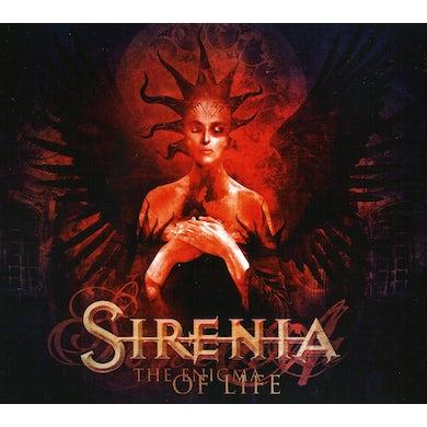 Sirenia ENIGMA OF LIFE: DIGI-PAK CD