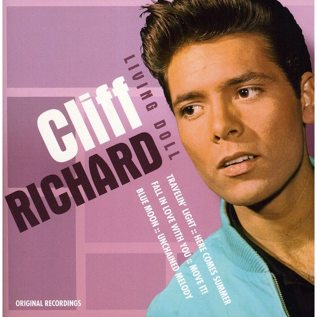 Cliff Richard LIVING DOLL CD