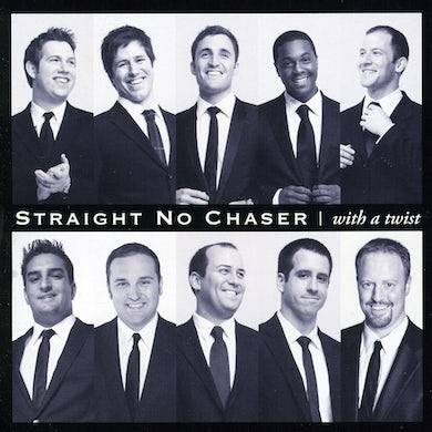 STRAIGHT NO CHASER WITH A TWIST: LIMITED CD