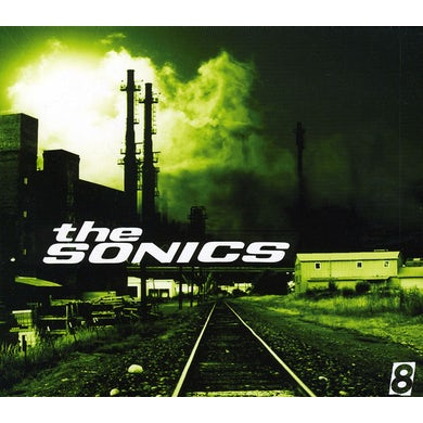 SONICS 8 CD