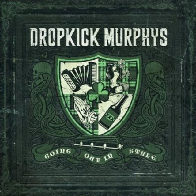 Dropkick Murphys GOING OUT IN STYLE CD