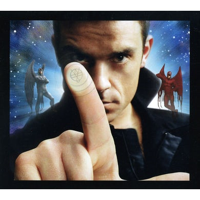 Robbie Williams INTENSIVE CARE: SPECIAL EDITION CD