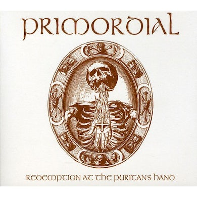 Primordial REDEMPTION AT THE PURITANS HAND: LIMITED CD