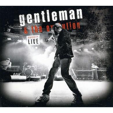 GENTLEMAN & THE EVOLUTION DIVERSITY CD