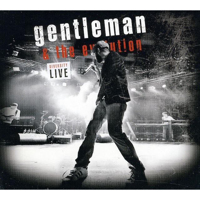 Gentleman THE EVOLUTION DIVERSITY CD