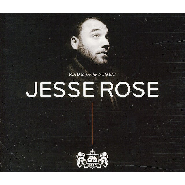MADE FOR THE NIGHT-MIXED BY JESSE ROSE CD