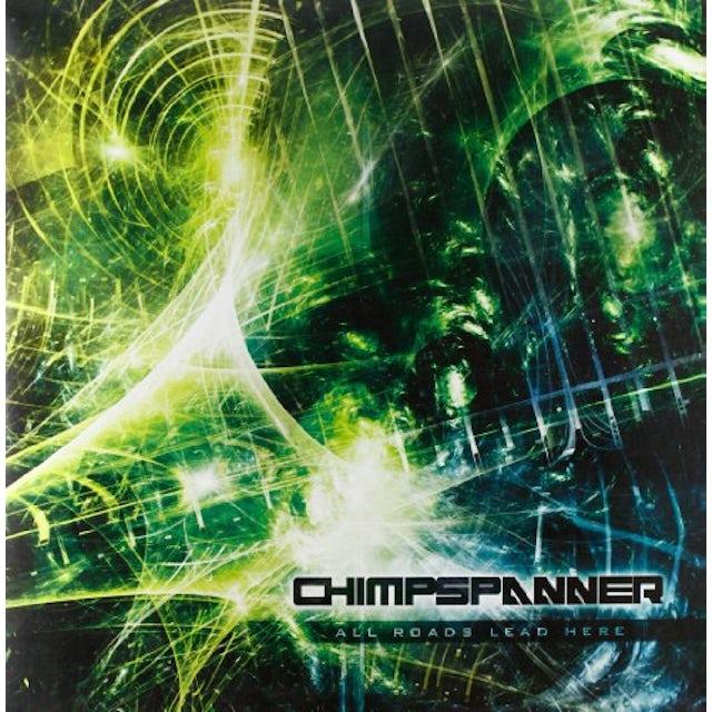 Chimp Scanner ALL ROADS LEAD HERE Vinyl Record