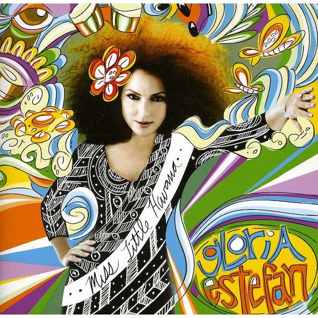Gloria Estefan MISS LITTLE HAVANA CD
