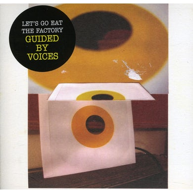 Guided By Voices LET'S GO EATTHE FACTORY 01/12CC CD