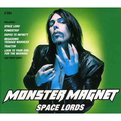 Monster Magnet SPACE LORDS CD