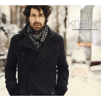 Krief HUNDRED THOUSAND PIECES CD