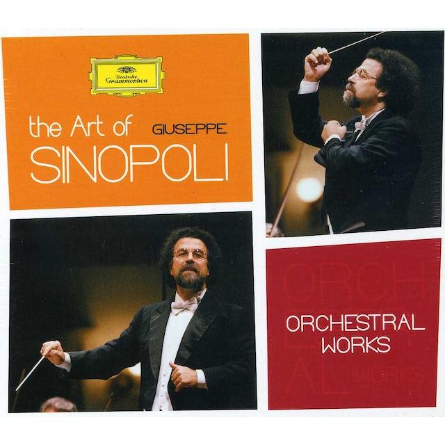 ART OF GIUSEPPE SINOPOLI CD