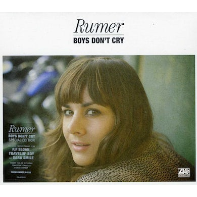 Rumer BOY'S DON'T CRY: DELUXE EDITION CD